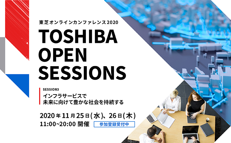 TOSHIAB OPEN SESSIONS